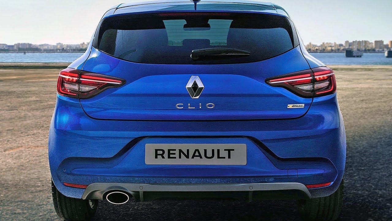 Renault Clio 5 (2019) İç ve Dış Tasarımı