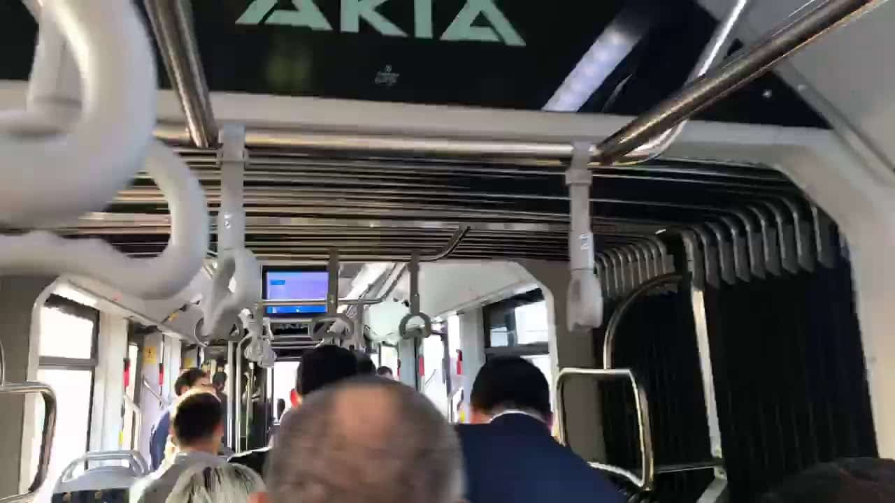 İstanbul'a Yeni Nesil Metrobüsler
