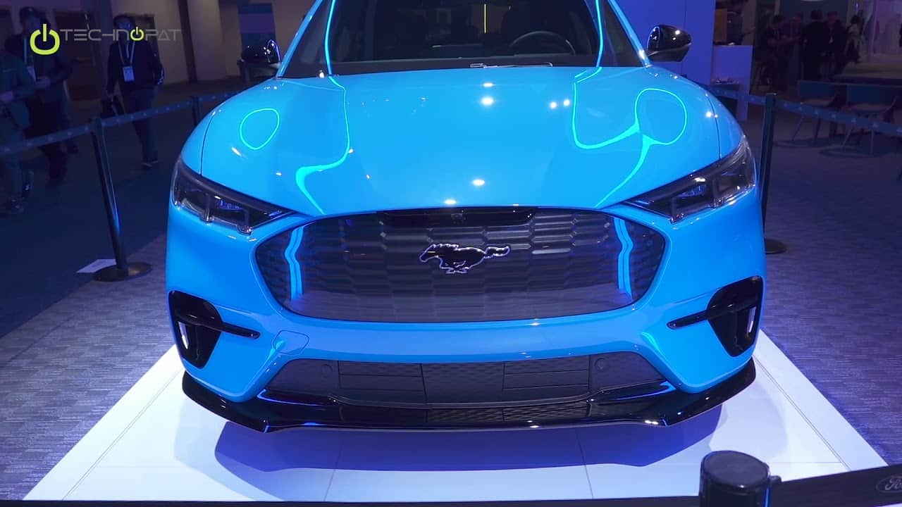 Ford Mustang Mach E GT İnceleme - Elektrikli SUV Mustang