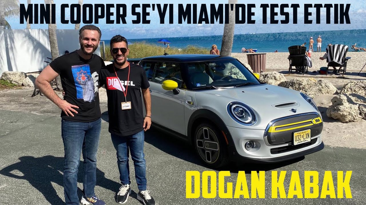 2020 MINI Electric Cooper SE - Elektrikli MINI Test Sürüşü