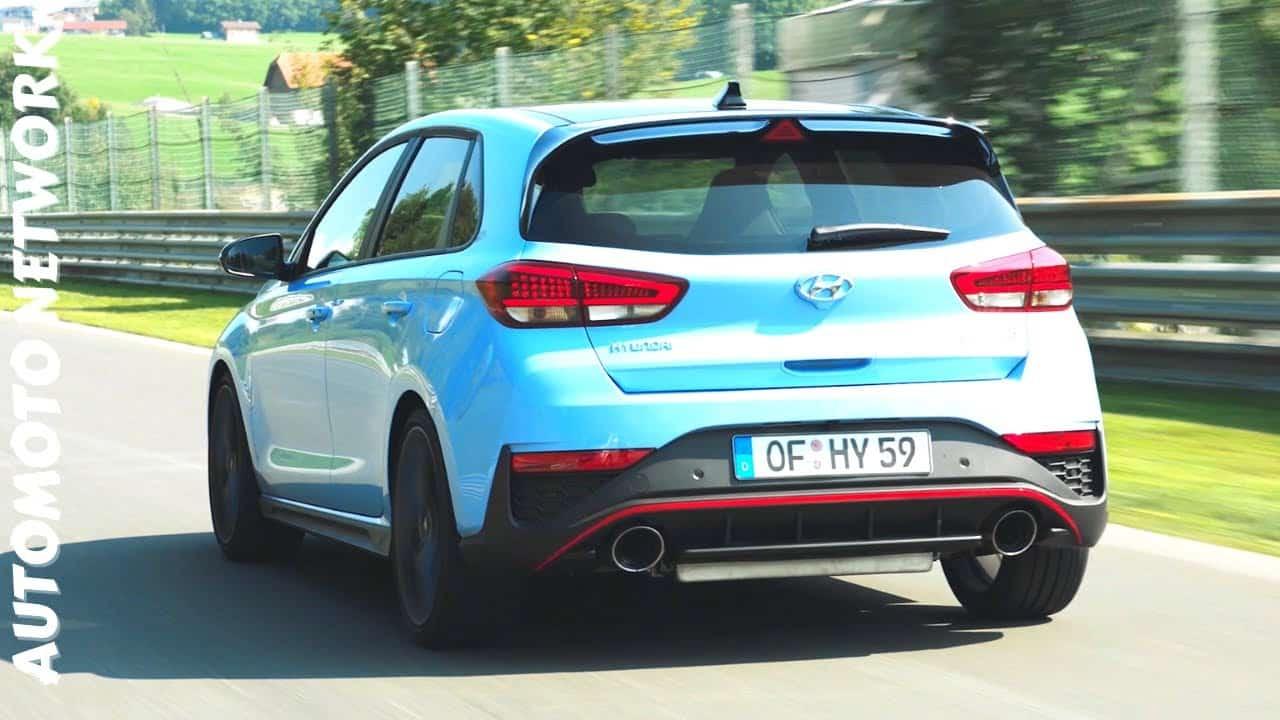 2021 Hyundai i30N
