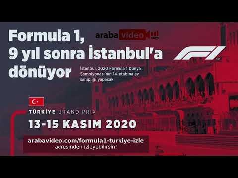 Formula 1 Türkiye izle